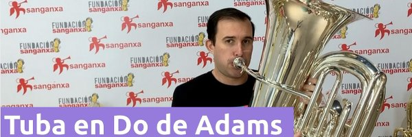 Análisis Análisis Tuba en Do 4/4 de Adams