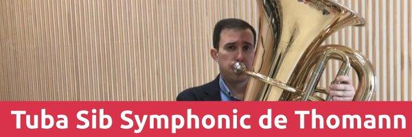 Análisis Análisis Tuba en Sib Symphonic de Thomann