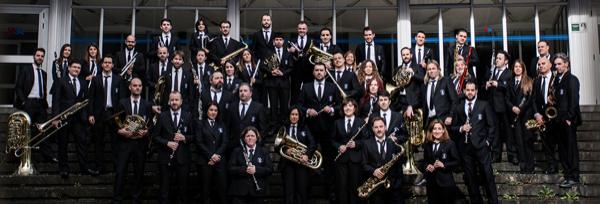 Eventos Barbarroja con la Banda de Música Ciudad de Oviedo