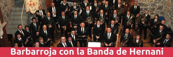 Eventos Barbarroja con la Banda de Música de Hernani