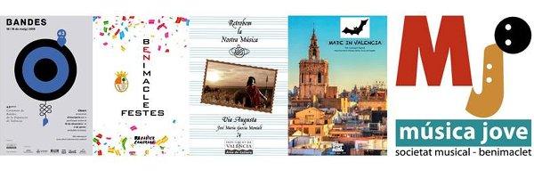 Eventos Certamen de la Diputación de Valencia con la Banda Música Jove de Benimaclet