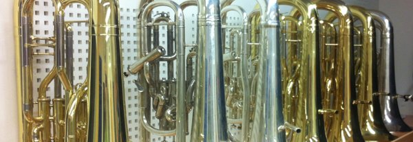 Tuba and Euphonium 	 Tips for buying the perfect tuba or euphonium