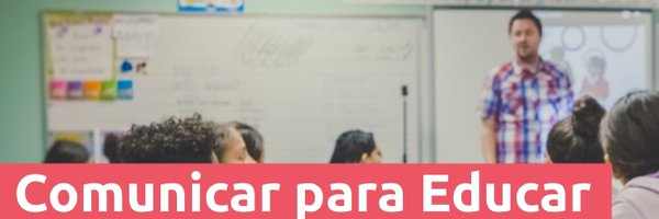 Educación Comunicar para Educar, charla con Antonio Domingo