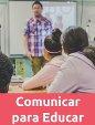 Comunicar para Educar, charla con Antonio Domingo