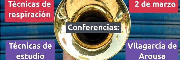 Eventos Conferencias de respiración y técnicas de estudio en Vilagarcía de Arousa
