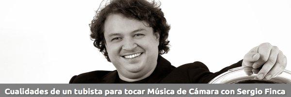 Entrevistas Cualidades de un tubista para tocar Música de Cámara con Sergio Finca