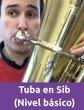 Curso Aprende a Tocar la Tuba en Sib