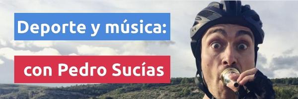 Entrevistas Deporte y música, la unión perfecta con Pedro Sucías