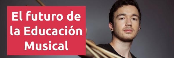 Entrevistas El futuro de la Educación Musical con Kike Labián