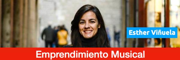 Entrevistas Emprendimiento Musical con Esther Viñuela