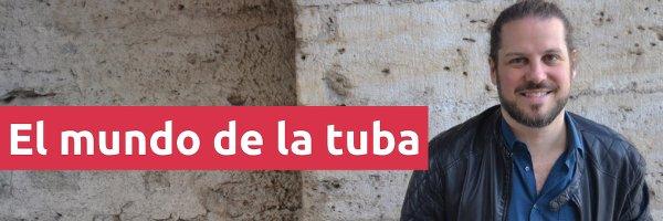 Entrevistas El mundo de la tuba visto por Patricio Cosentino