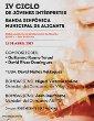 Estreno de Barbarroja con la Banda Sinfónica de Alicante