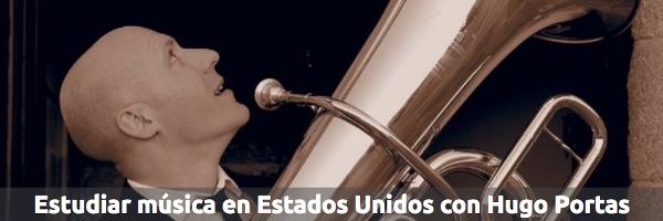 Entrevistas Estudiar música en Estados Unidos con Hugo Portas