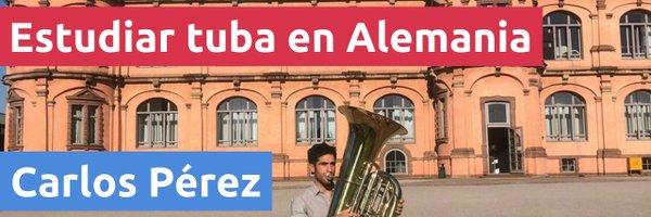 Entrevistas Estudiar tuba en Alemania con Carlos Pérez