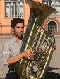 Estudiar tuba en Alemania con Carlos Pérez