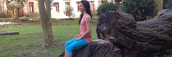 Entrevistas Higiene postural en la música con Aninamasana