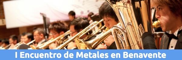 Eventos I Encuentro de Metales en Benavente