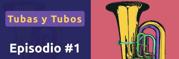 Eventos Lanzamiento del podcast Tubas y Tubos