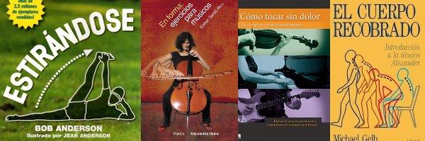 Música Los mejores libros para tocar sin dolor