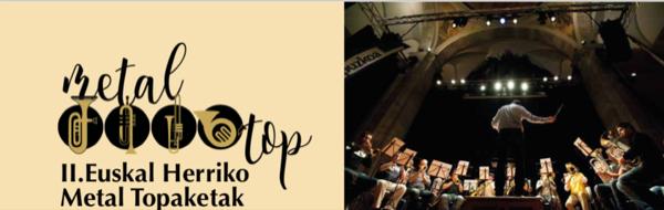 Eventos MetalTop: 2º Encuentro de Metales de Euskadi