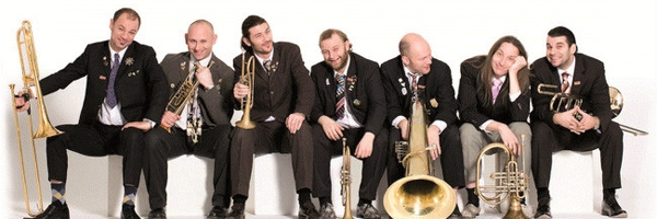 Música Mnozil Brass: La excelencia sobre el escenario