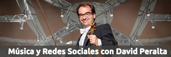 Entrevistas Música y Redes Sociales con David Peralta