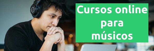 Cursos Online Nuevo proyecto: Cursos Online para músicos