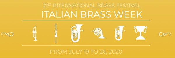 Eventos Profesor en Italian Brass Week
