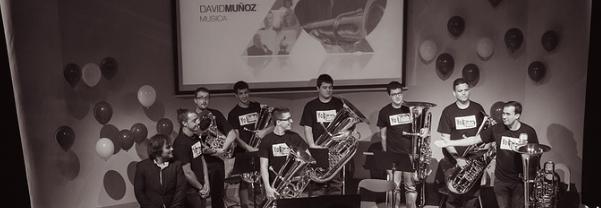 Música TEDxGijón: Pasión por la Tuba.