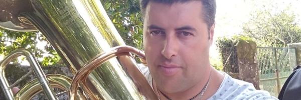 Entrevistas La tuba en la banda con José Luis Vazquez (Cote)