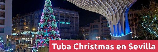 Eventos Tuba Christmas en Sevilla