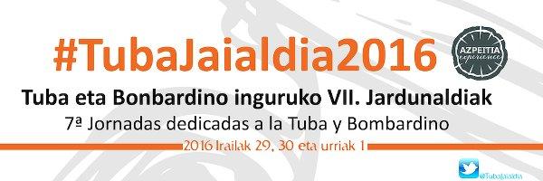 Eventos Tuba Jaialdia 2016