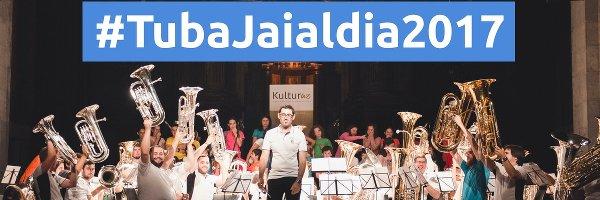 Eventos Tuba Jaialdia 2017