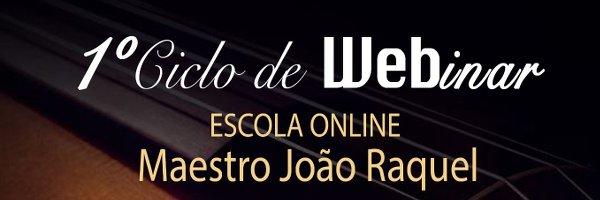Eventos Webinar en la Escuela Maestro Joao Raquel
